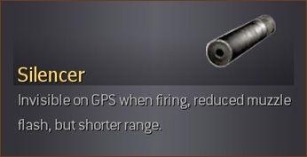 Дополнительное оснащение в Call of Duty 4: Modern Warfare